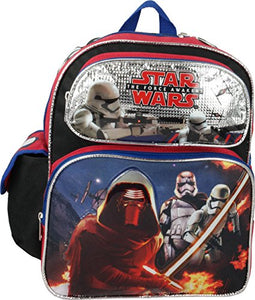 "Disney Star Wars the Force Awakens 12"" Toddler Backpack"