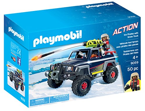 PLAYMOBIL� Ice Pirates with Snow Truck