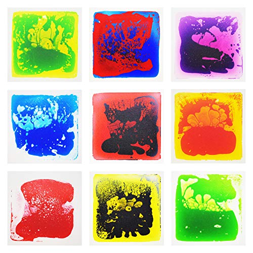 Art3d Liquid Fusion Activity Play Centers for Children, Toddler, Teens, 12