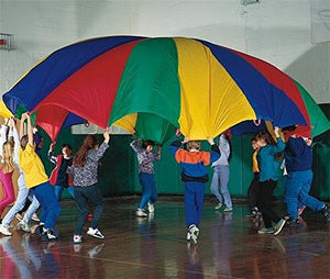 20-Foot Diameter Parachute (for Movement Activities)