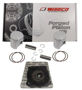 Wiseco (SK1307) 74.00mm 2-Stroke Piston Kit for Polaris Snowmobile