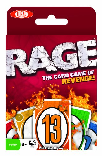 Ideal Rage The Card Game of Revenge Card Game