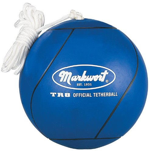 Markwort Official Tetherball (Royal Blue)