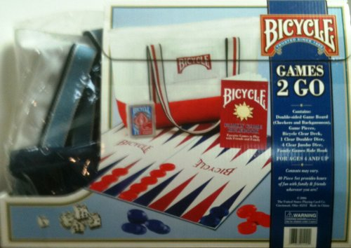 Bicycle Games 2 Go
