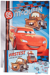 Disney Cars Fastest Team Toddler Set, 4 Piece