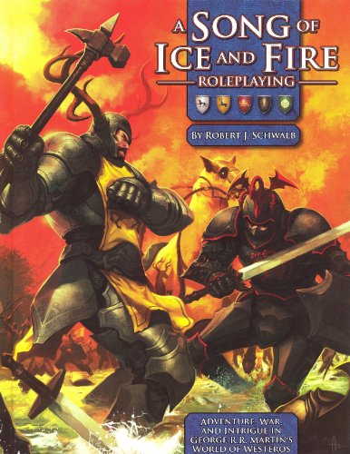 A Song Of Ice And Fire Roleplaying: Adventures In The Seven Kingdoms