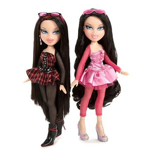 MGA Entertainment Bratz World Twins