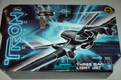 Tron Three Man Light Jet