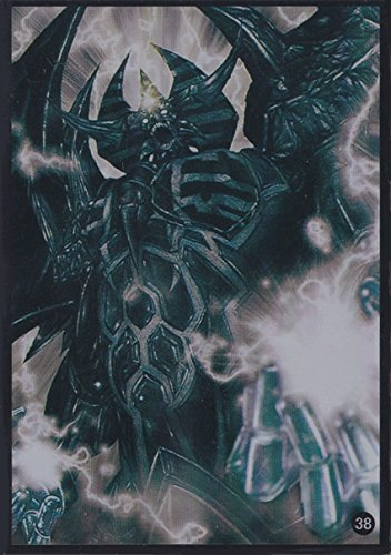 (100) Yu-Gi-Oh Card Protecter Obelisk The Tormentor Card Sleeves 100 Pieces 63x90mm