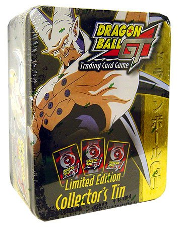 Dragonball GT Score Trading Card Game Limited Edition Collectors Tin Omega Shenron