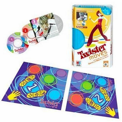 Hasbro Gaming Twister Moves (New)