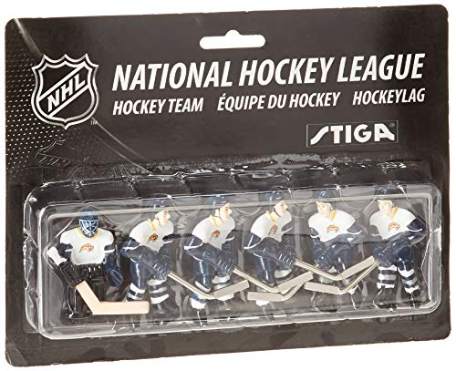 NHL Buffalo Sabres Table Top Hockey Game Players Team Pack