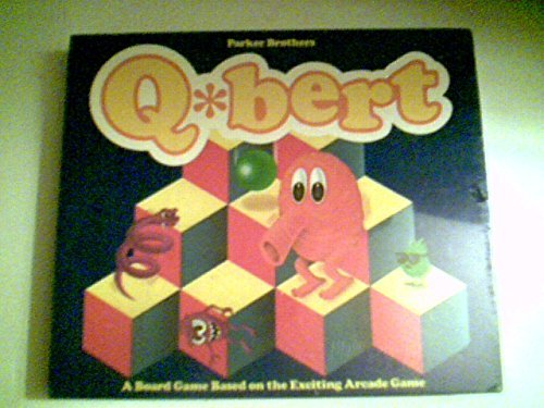 Q*bert: A Board Game Based on the Exciting Arcade Game