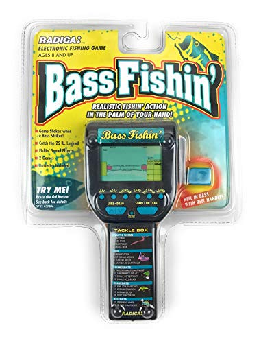 Bass Fishing Handheld