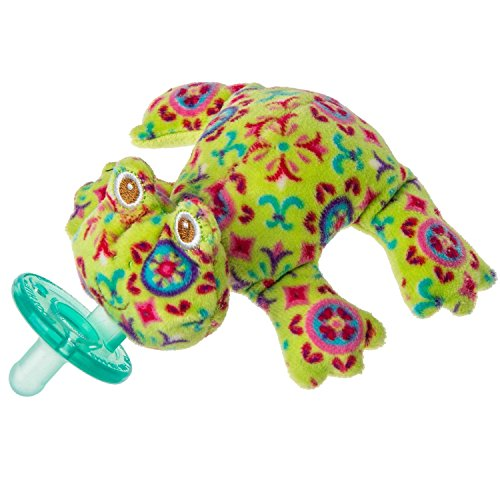 Mary Meyer Kiwi Frog WubbaNub