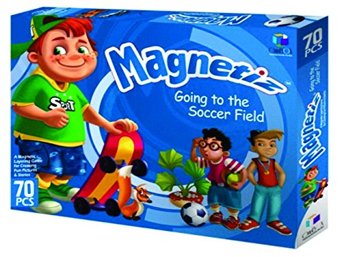 Magnetiz - Going to The Soccer Field Game