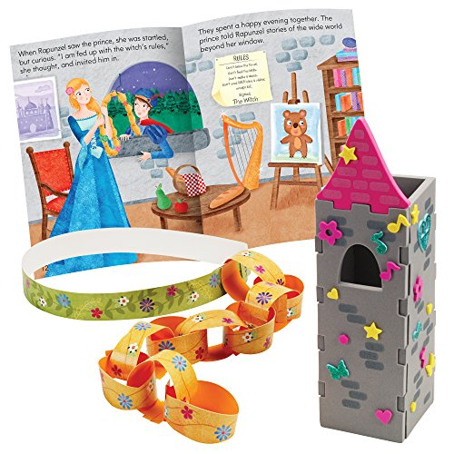 Educational Insight Once Upon a Craft Rapunzel