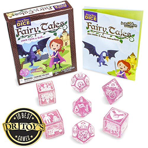 Story Time Dice: Fairy Tales - Magically Shimmers! by Imagination Generation