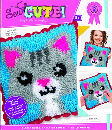 Colorbok Sew Cute Kids Craft Kit