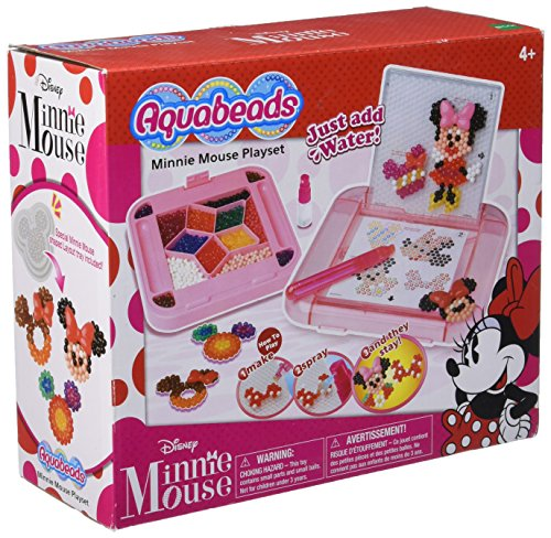AquaBeads Disney Minnie Mouse Playset