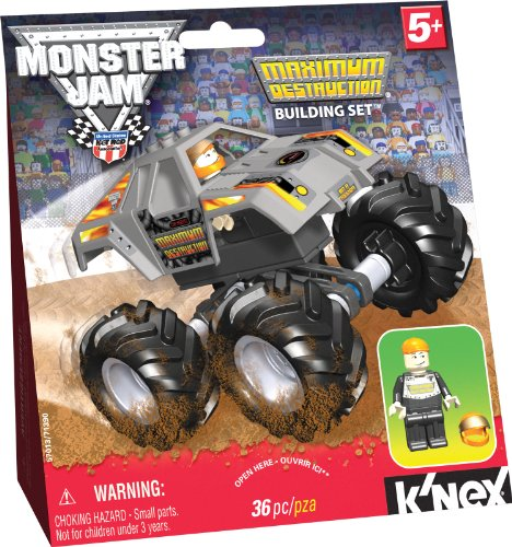 K'NEX Monster Jam Maximum Destruction