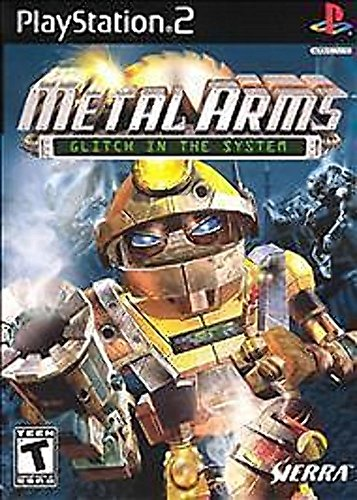 Metal Arms: Glitch in the System - PlayStation 2