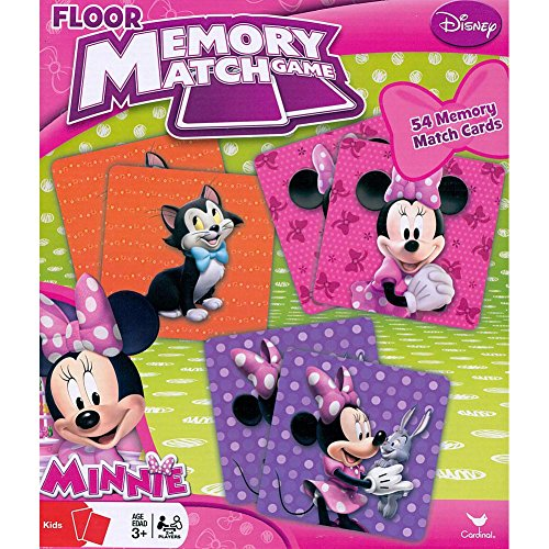 Minnie Floor Memory Match