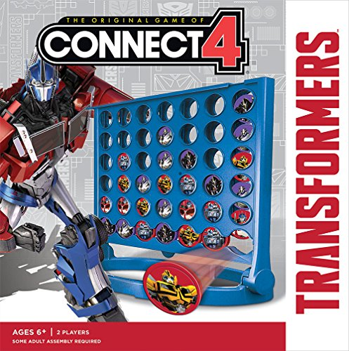 USAopoly Connect4 Transformers Board Game