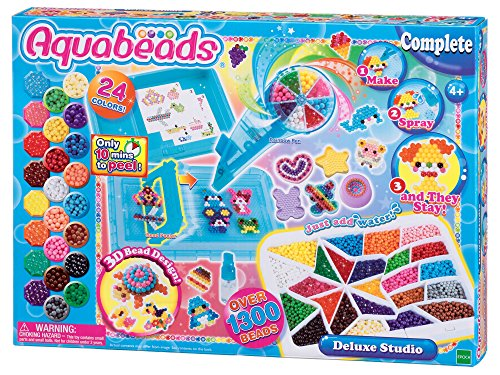 AquaBeads Deluxe Studio Playset (1300 Piece)