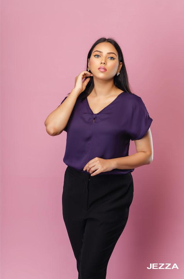 JEZZA Women's Work Wear Blouse SPJZ30761