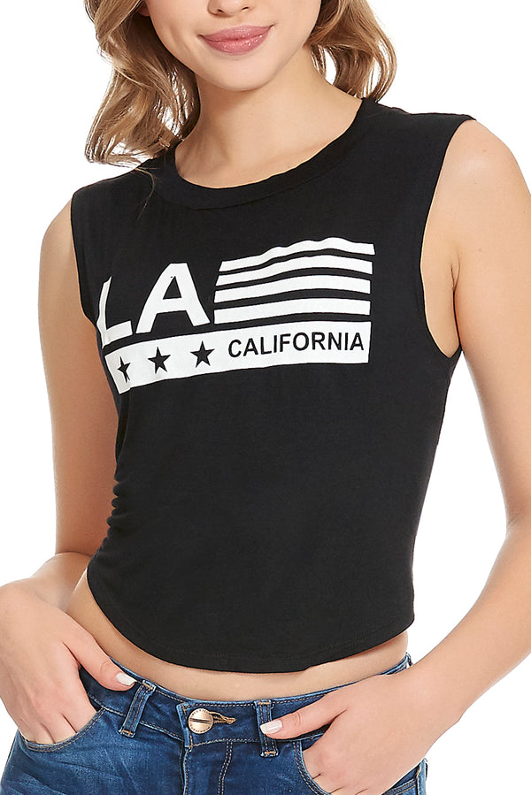 Playera California. (4451130769450)