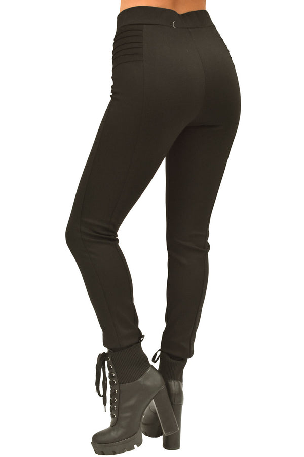 Leggings con rayas en los laterales (4588561989674)
