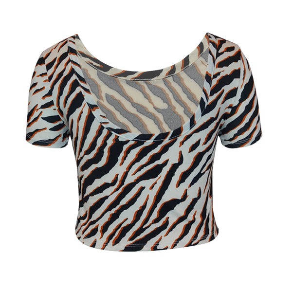 Playera animal print (4464716382250)