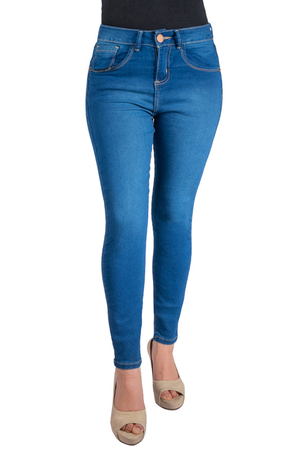 Jeans liso. (6575889219626)