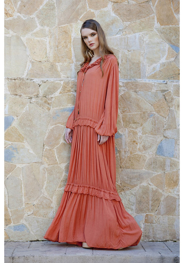 ANDROMEDA MAXI DRESS