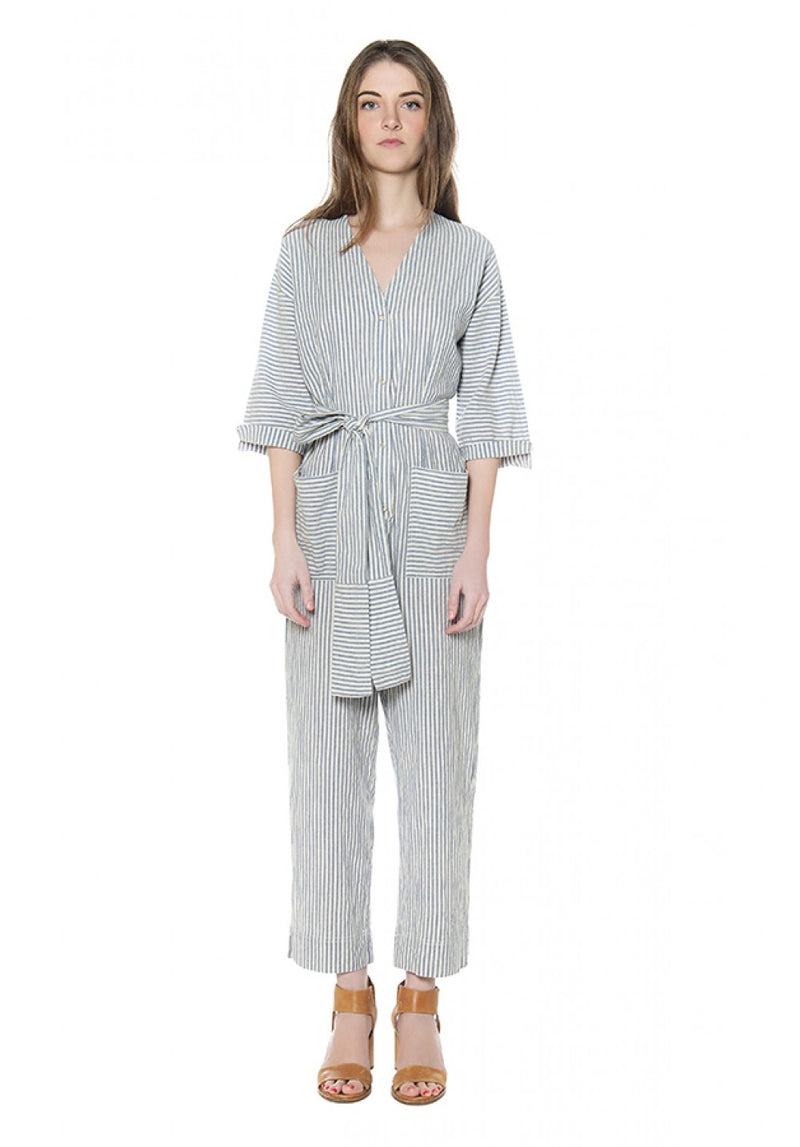 DAKOTA LONG SLEEVE JUMPSUIT