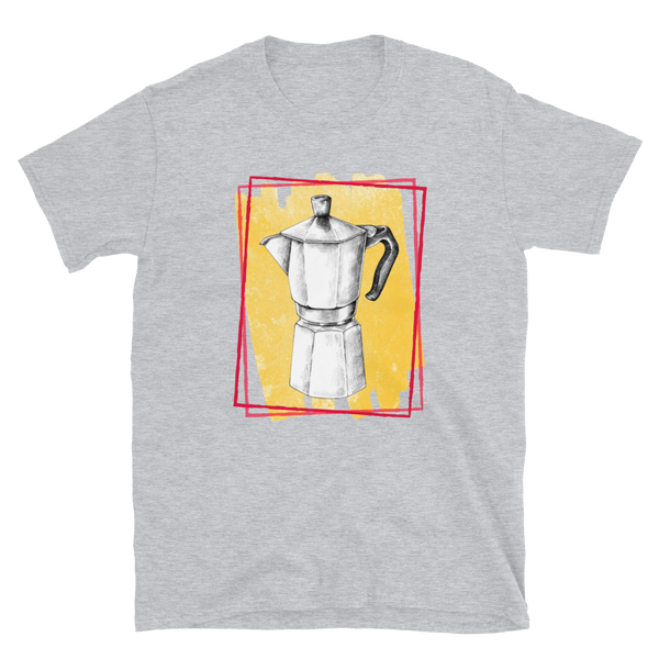 Percolator Short-Sleeve Unisex T-Shirt