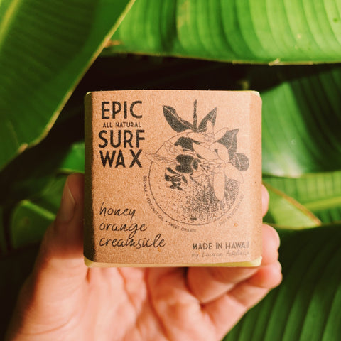 Epic All Natural Surf Wax (Set of three)