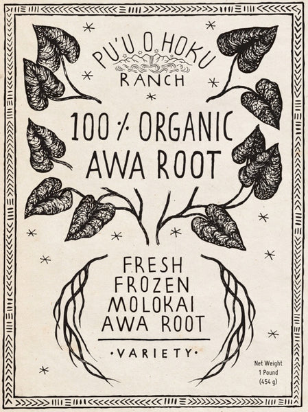 'Awa (11 One Pound Bags to Hawai'i)