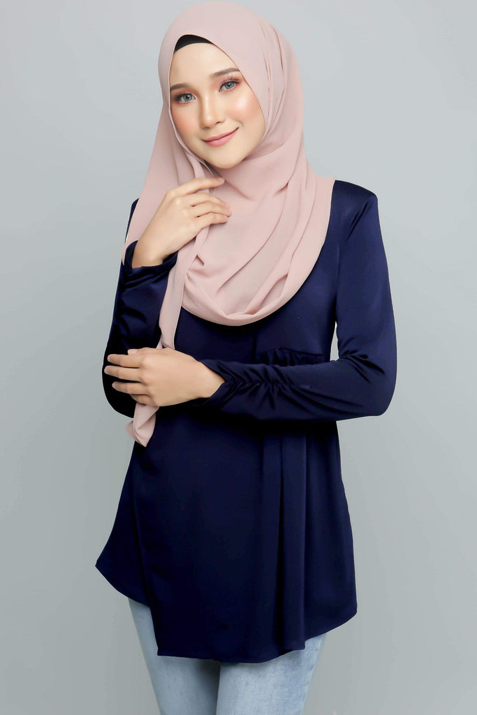 Widuri Ironless Blouse - Zoffya