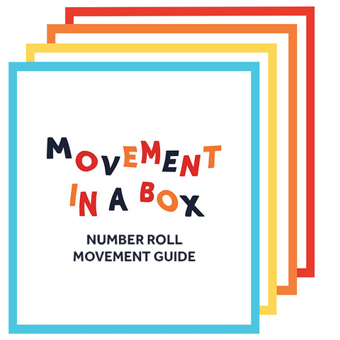 Number Roll Movement Guide