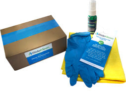 Single-Use Disinfectant Kit