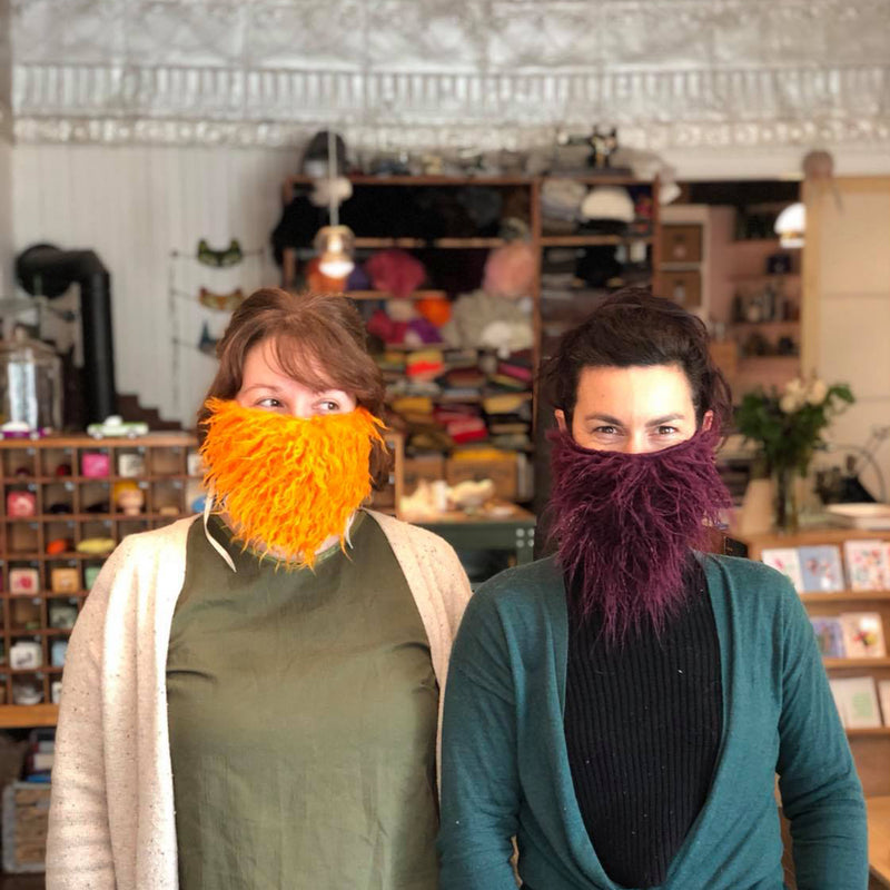 MASQUE-BARBE POUR ADULTE