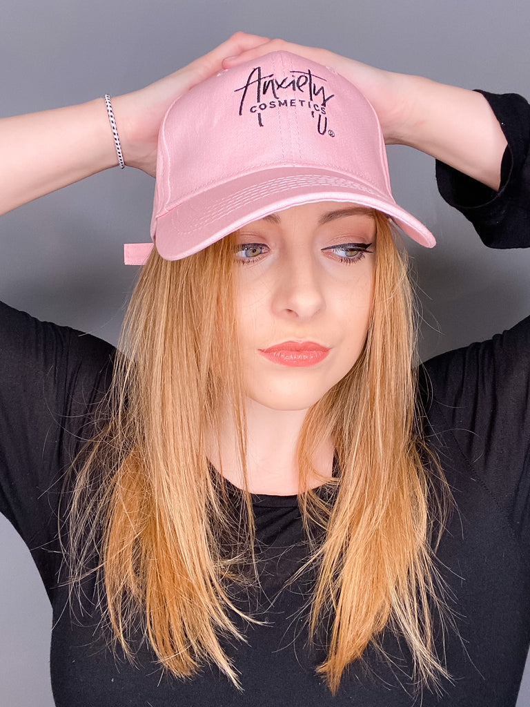 Anxiety Cosmetics Baseball Cap