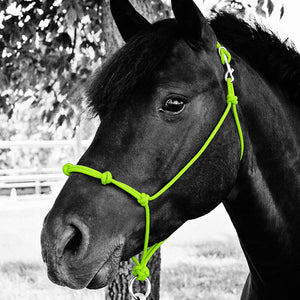 Knotted Noseband Do Or Do Knot® Rope Halter