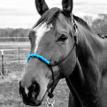 Load image into Gallery viewer, Wrapped Noseband Rope Halter