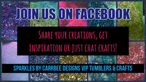 Sparkles By CarrBee Designs