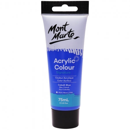 Acrylic Paint 75ml - Cobalt Blue