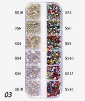 PRE-ORDER Mixed crystals 400 pack