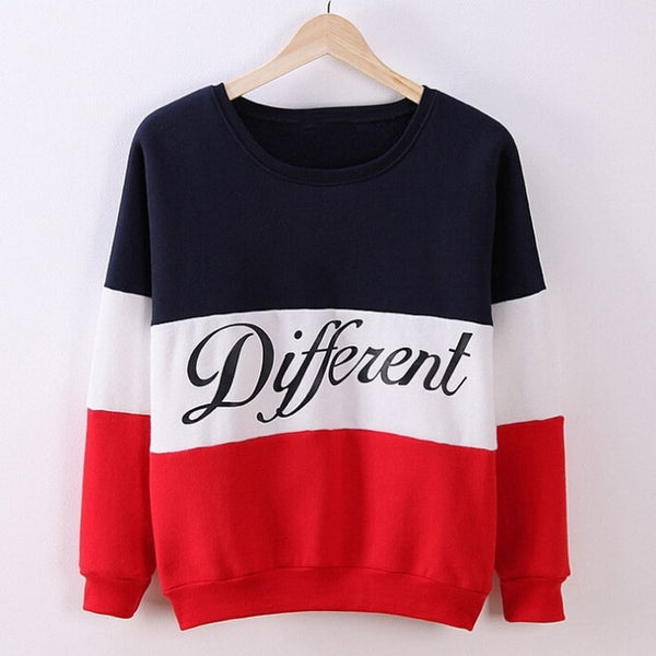 Autumn Sweatshirt Women